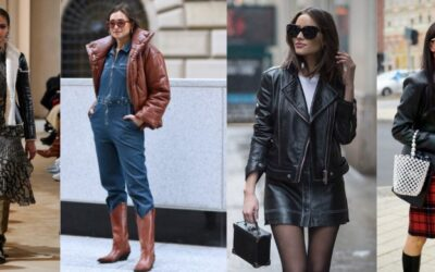 Best leather jackets for ladies : choosing the current model of the season for a fashionable look