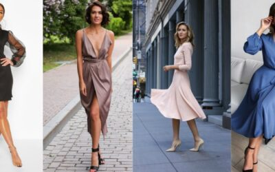 How to dress appropriately for any occasion? : fashion news, current colors and styles