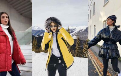 THE MOST BEAUTIFUL PUFFER JACKETS 2021-2022: NEW ITEMS, MODELS, TRENDS – PHOTO