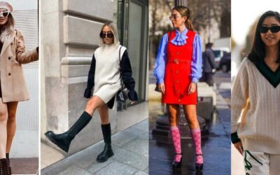The « preppy » style is back in trend and that's how it will be used in 2021