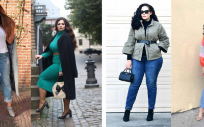 These are the key fashion trends for plus size women, Fall/Winter 2020-2021